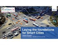 Laying the foundations for Smart Cities