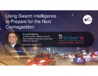 USING SWARM INTELLIGENCE TO PREPARE FOR THE NEXT CARMAGEDDON